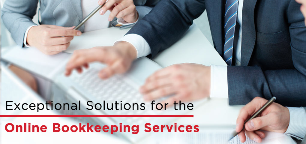 Exceptional Solutions for the online bookkeeping services