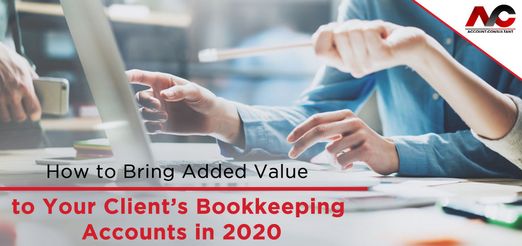 Bookkeeping Accounts in 2020