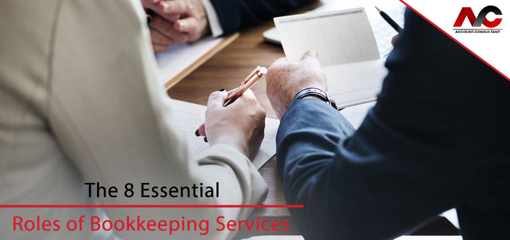 roles of Bookkeeping Services