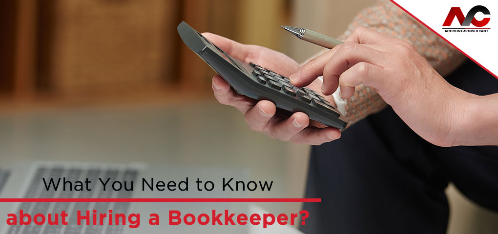 Hiring a Bookkeeper