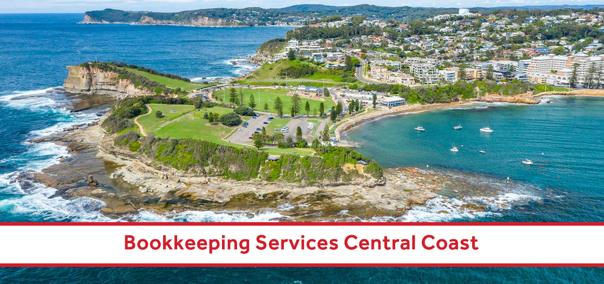 Bookkeeping Services Central Coast
