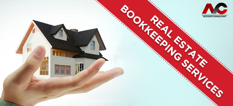 Real Estate Bookkeeping Services